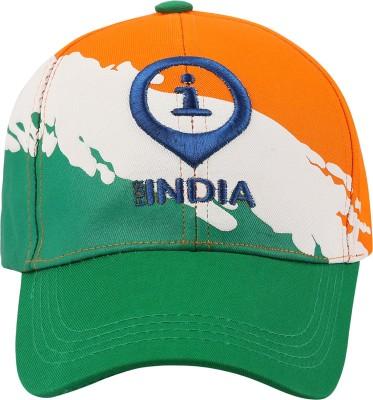 Imagica Self Design Imagica I For India Cap Cap