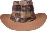 InnovationTheStore Checkered Safari Cap ...