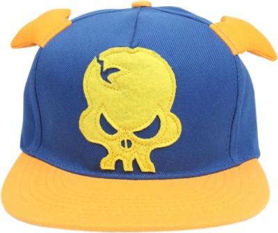 ILU Embroidered Skull, Snapback, baseball, Hip Hop, Trucker, Hat, Caps Cap