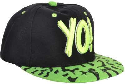 Masti Station Embroidered Hip Hop Cap Yo! Embroidery Cap