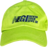 Never Ever Give In Solid Skull Cap