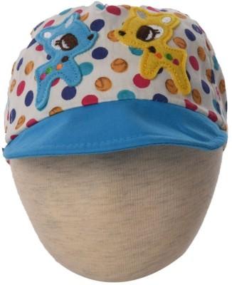 Baby Bucket Summer Infant Deer print patch Baby Cap