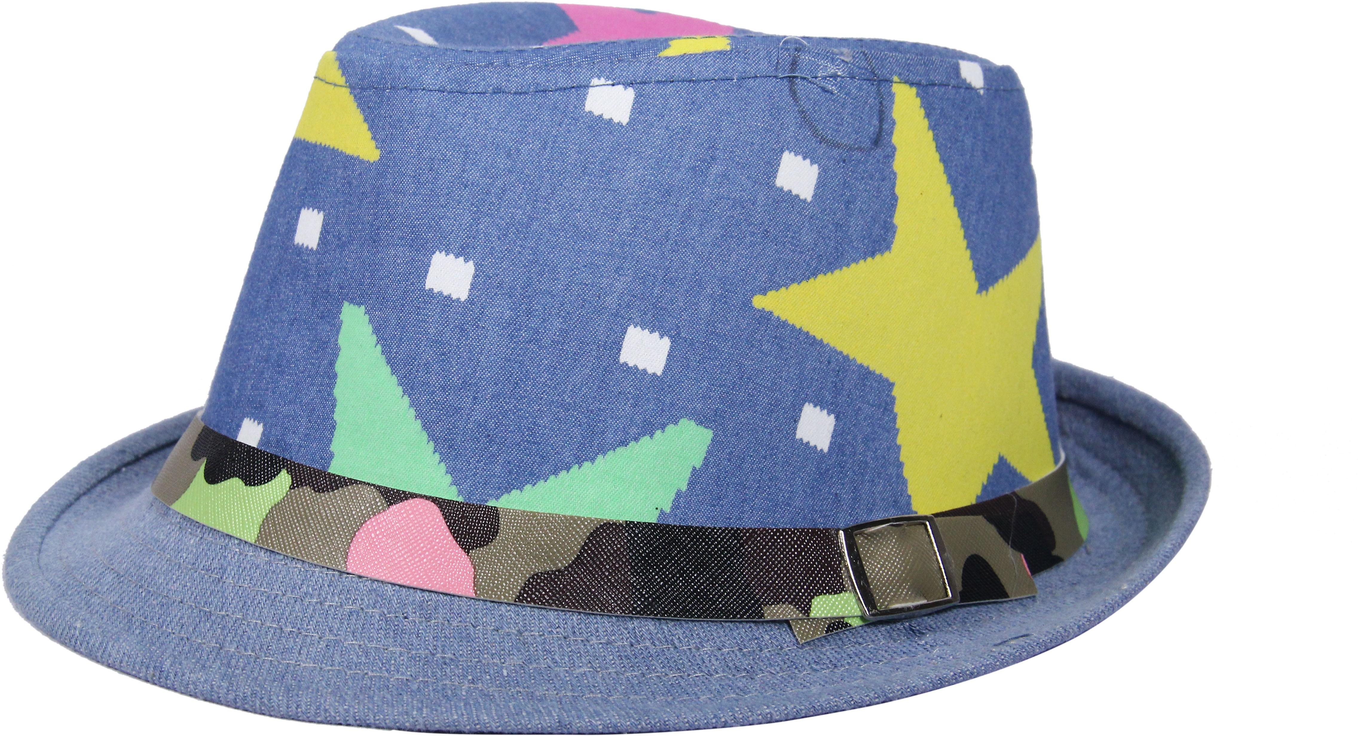 FabSeasons Kids Cap(Blue)