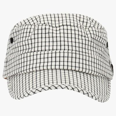 Turtle Checkered CAPS Cap