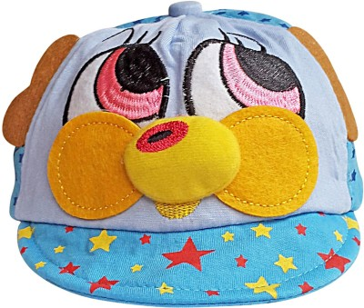 Littly Applique Designer Cartoon Baby Cap