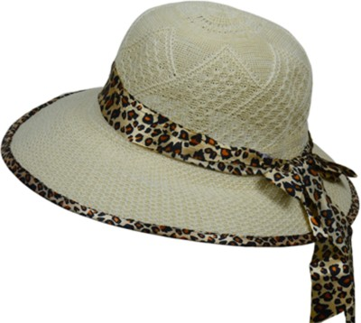 The Beach Company Animal Print Beach Hat Cap