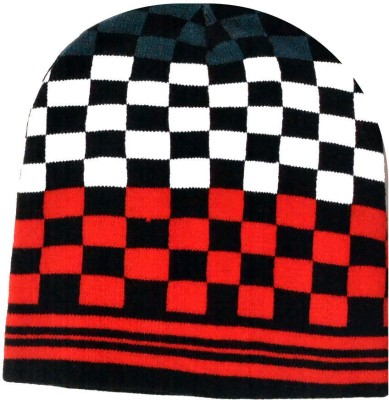 Lord&Lady Checkered Skull Cap