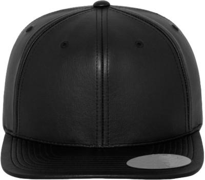Huntsman Era Solid Leather Snapback Cap