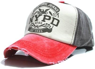 House of Aladdin Printed NYPD BASEBALL CAP Cap