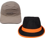 Sushito Solid Summer Combos of two Cap (...