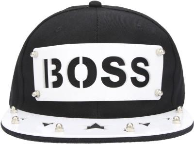 Vaishnavi Self Design Boss Cap