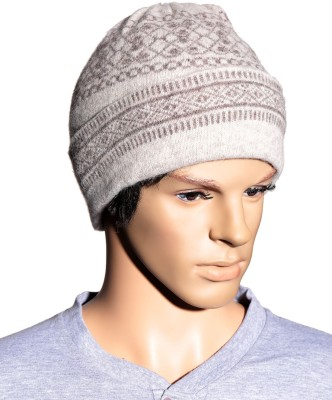 TAB91 Self Design Skull Cap Cap