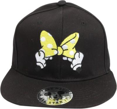 ILU Embroidered Mickey Hands, Snapback, baseball, Hip Hop, Trucker, Hat, Caps Cap