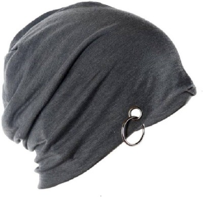 Atabz Skull long winter, stylish with ring Cap