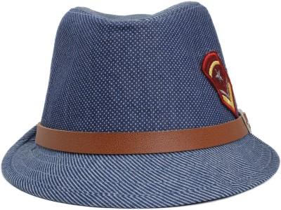 InnovationTheStore Self Design Fedora Hat Cap