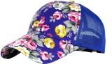 Nimble House Floral Print Snapback Baseb...