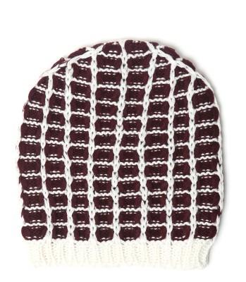 TheGudLook Checkered Skull Cap Cap