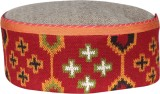 Quetzal Embroidered Himachal Cap