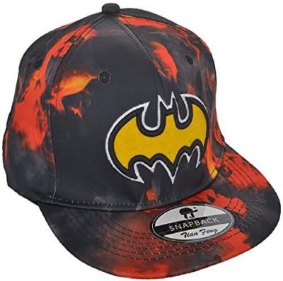 florence9 cap batman orange Cap