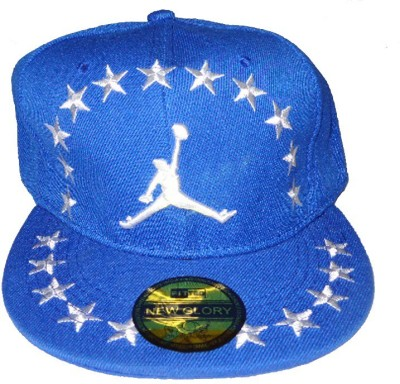 RR Accessories Blue Sport Star Cap