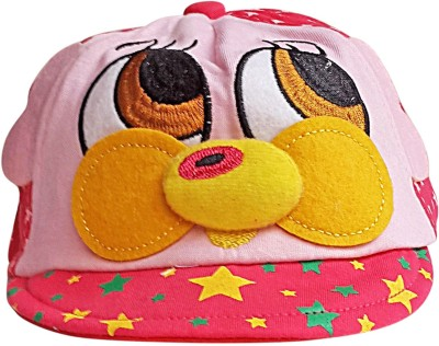 Littly Kids Cap(Pink)