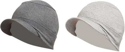 Gajraj Solid Skull Cap(Pack of 2)
