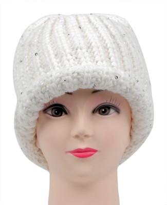 Bonjour Winter Embellished Skull Cap