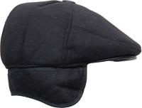 Clareo Solid Flat Cap