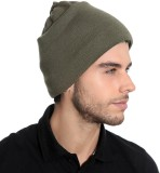 TAB91 Solid Basic Skull Cap Cap
