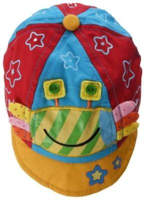 Baby Bucket Summer Infant Embroidery Cartoon Designs Baby Cap