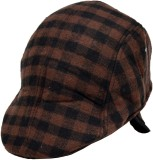 Vinenzia Checkered Basic Cap