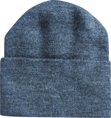 The Modern Knitting Shop Acrelyc Blended Wool Solid Skull Cap