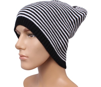Sushito Ridding Ear Warmer Woolen Cap