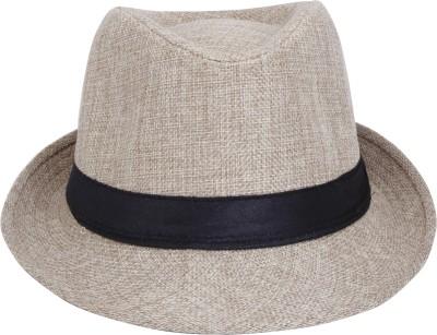 InnovationTheStore Mens Fedora Hat Self Design Fedora Cap