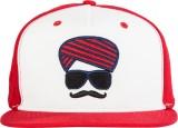 Urban Monkey Solid Red Baseball Cap Cap