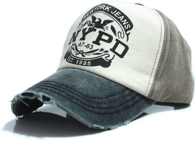 House of Aladdin Printed NYPD Cap