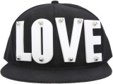 Vaishnavi Self Design Love Cap