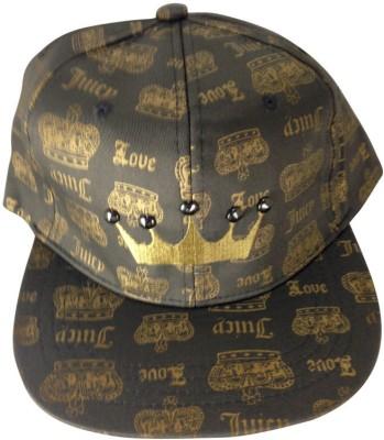 Gift Island Premiumsnapback Solid Skull Cap
