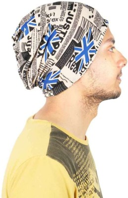 iSweven Printed Skull Cap