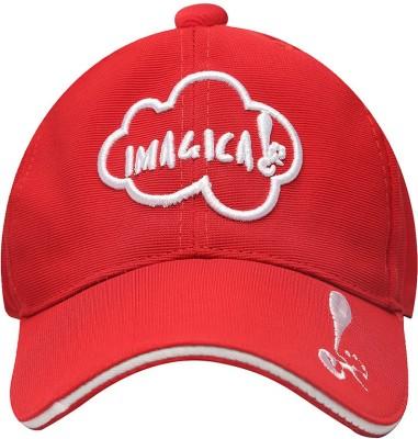 Imagica Self Design Flexifit Cap Cloud Logo Cap