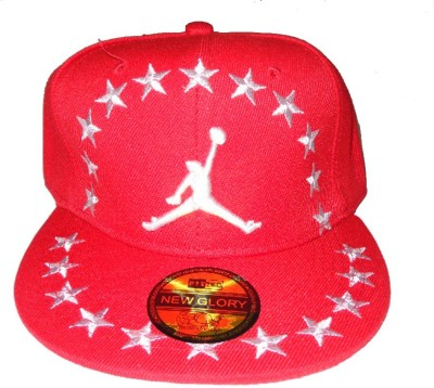RR Accessories Red Sport Star Cap