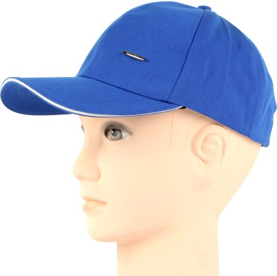 Bonjour Polyster Solid Sports Cap