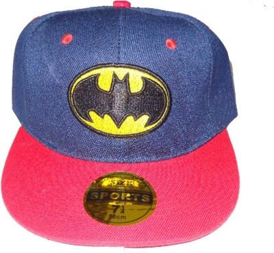 RR Accessories Blue And Red Batman Cap