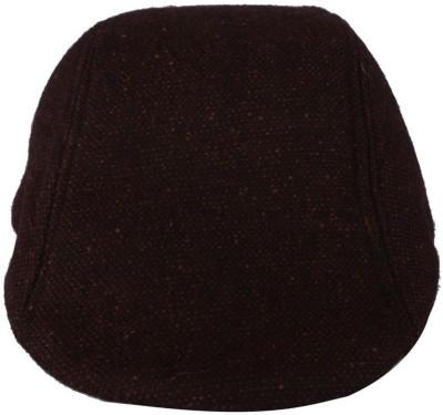 Indian Heritage Solid Flat Cap