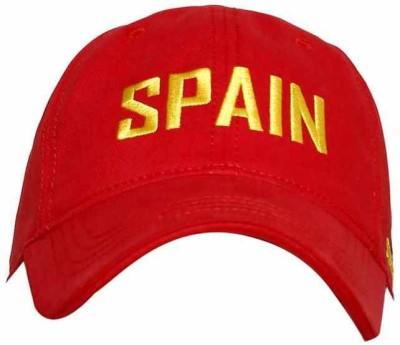 Sportigo Solid Spain Sports Cap