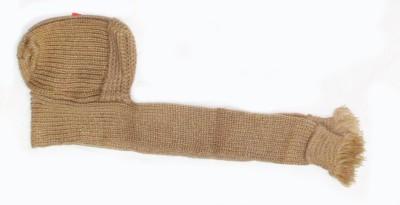 The Modern Knitting Shop Self Design Scarf Cap