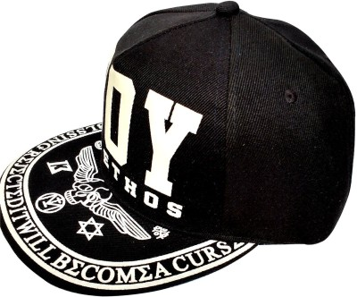 Nimble House Printed Boy Night Luminous Hip Hop Baseball Cap For Men & Women Fashion Adjustable Bone Stripe Snapback Hat Cap