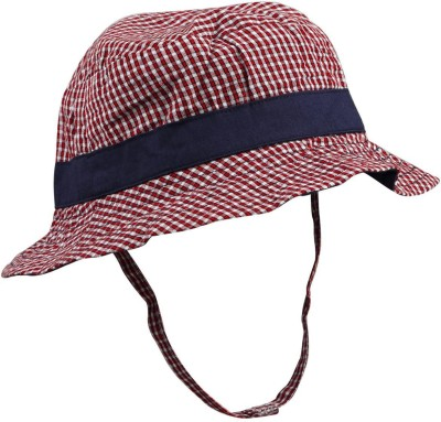 Babyoye Checkered Hat Cap