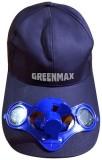 Greenmax Kids Cap (Blue)