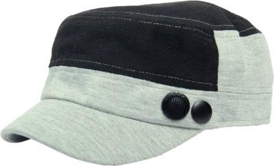 FabSeasons Solid Fancy Cap Cap